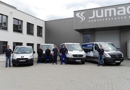 Jumag Dampferzeuger GmbH