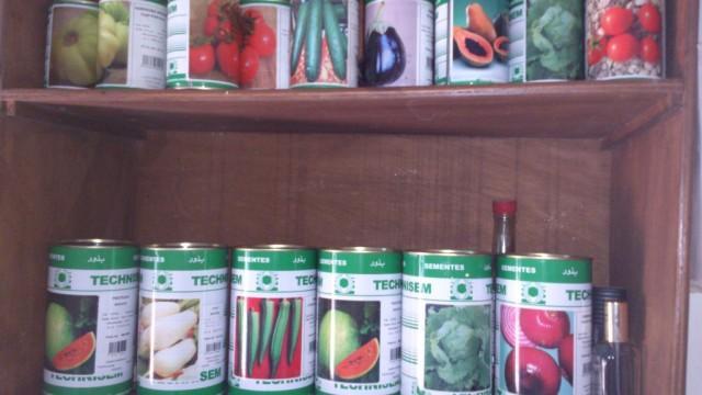 Une gamme de semences maraichères pour les jeunes entrepreneurs.