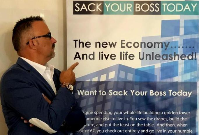 Sack Your Boss Today and become your own boss!