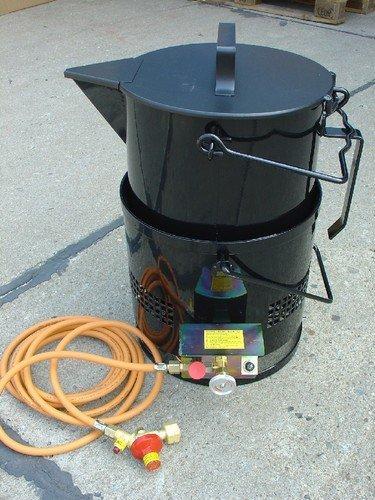 Bitumen Kocher Set