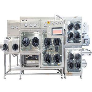 Multimilling Station in isolator