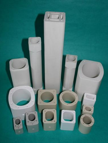Insulators for electric fuses