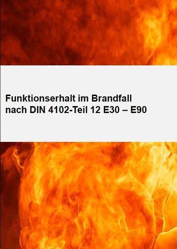 functional integrity E30-E90