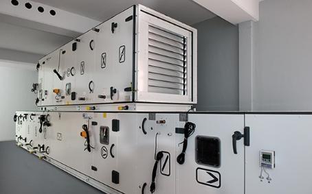 Lüftungs- und Klimaanlagen