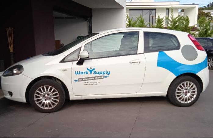 Corporate Vehicle