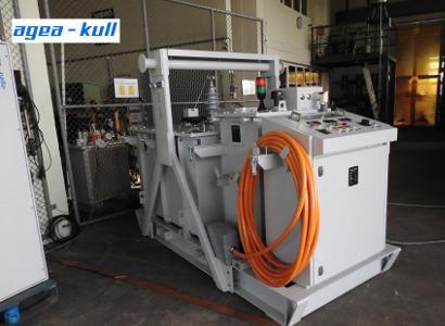Generator-Prüfsystem