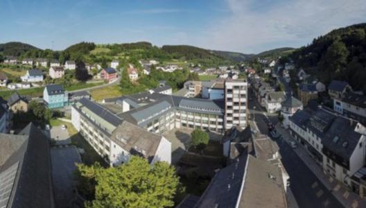 Firmensitz: Ludwigsstadt/Oberfranken