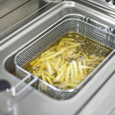 friteuse professionnelle pour grande cuisine