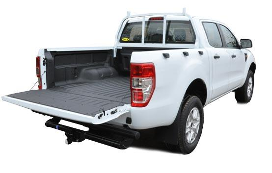LINE-X Bedliner Application