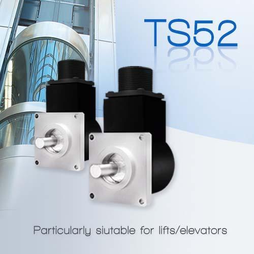 INCREMENTAL OPTICAL ENCODER TS58