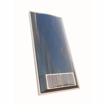Made by SOLE  for space heating, dehumidification and ventilation of buildings with hot air. It can be used either as the only source of heating or as a back-up one.
