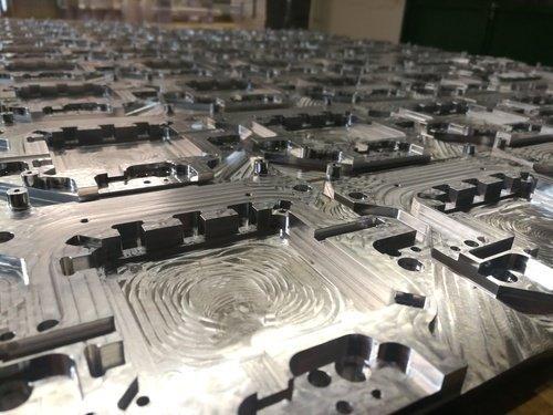 Aluminiumfrästeile