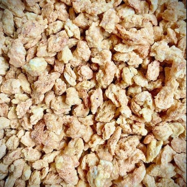 Protéines sèches de soja