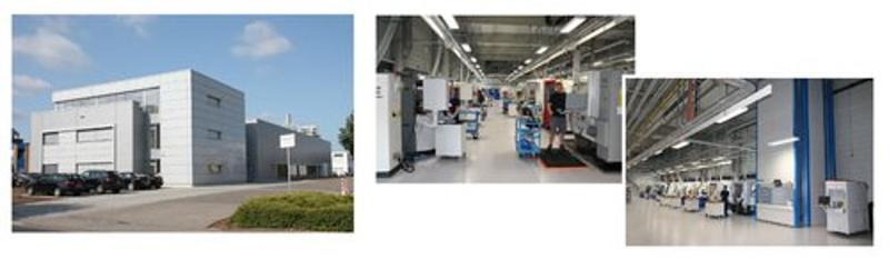 Vollhartmetallfräser-Produktion