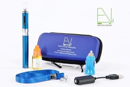 The Blue Whale e cigarette kit