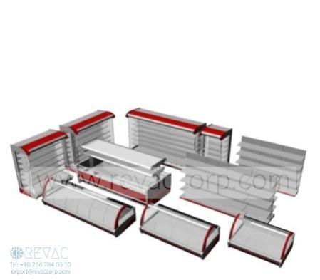 Market Display Refrigeration
