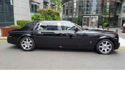 Luxury Chauffeur Driven Car Service London