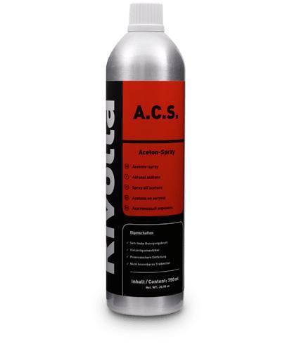 Reiniger: Acetonspray