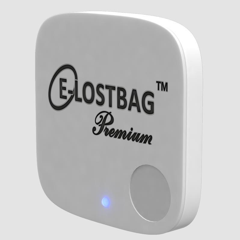 E-lostbag Premium the new Smart Luggage Traccker