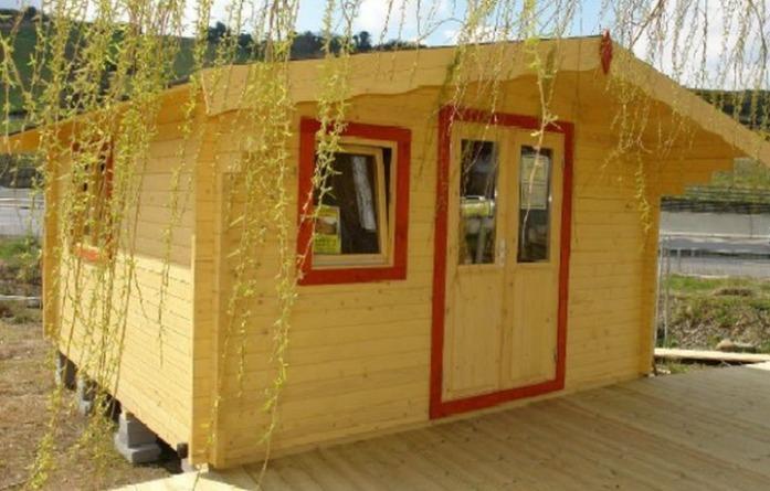Garden house EPI