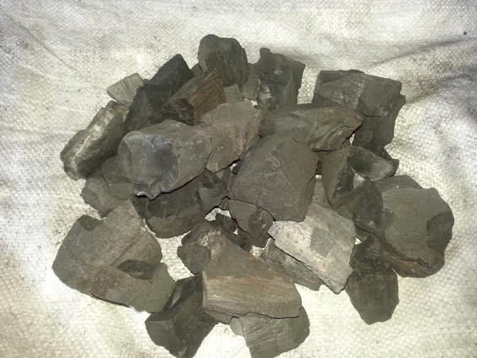 all types of charcoal from orange , mango , gazwren .