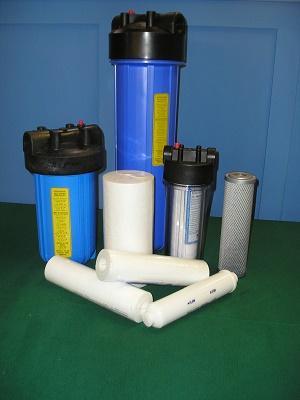 Filter Housings & Cartridges