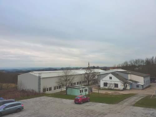Gebäude Fertigung