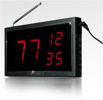 Main Monitor (RCM-4230/4320)