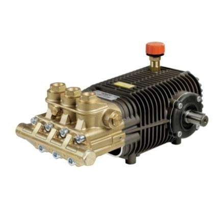 TW 500 Series - High pressure plunger pumps