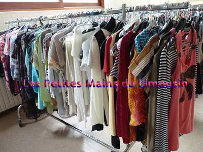 WOMEN SECOND HAND CLOTHES- EXTRA