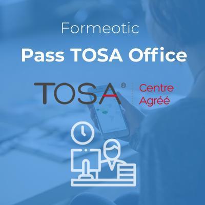Parcours complet à distance TOSA Office 2016