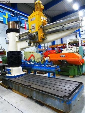 Type of machine Radial Drilling Machine Make CSEPEL Type RFH100-3000