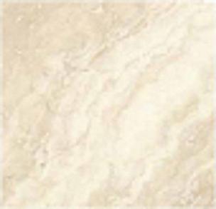 Il travertino Alabastrino è un  travertino di colore bianco con venature ondeggianti di color avana a volte tendenti al giallo, a volte tendenti al grigio.