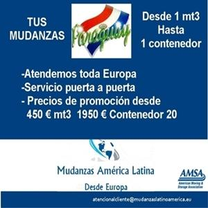 International Movers to Paraguay