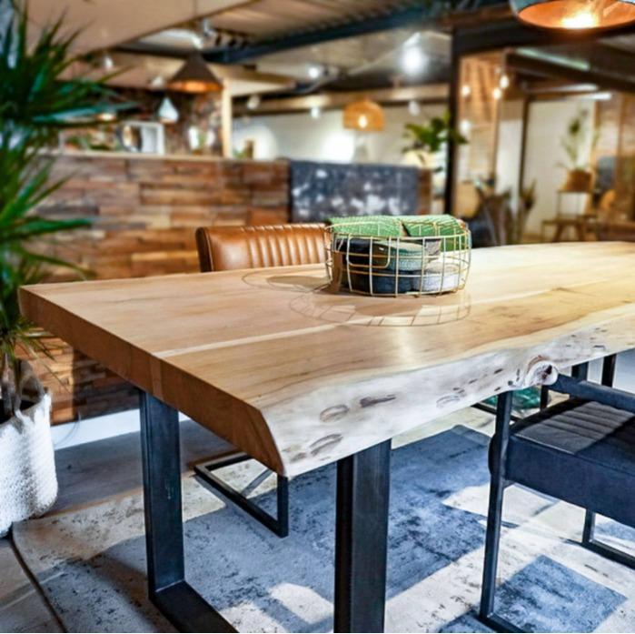 Custom furniture teak