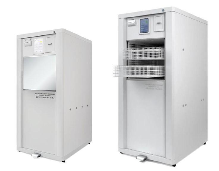 Plasma sterilizer PLASTER MEDTECO 100L, 50L and 30L