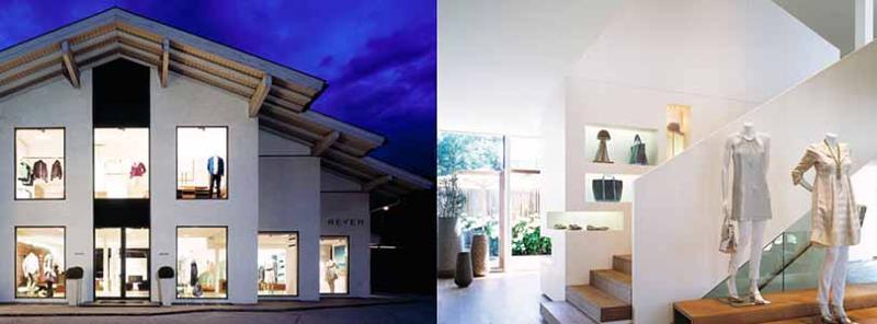 Auf über 1.500 Quadratmetern können Sie die einzigartige Lifestyle Welt von REYER entdecken.
