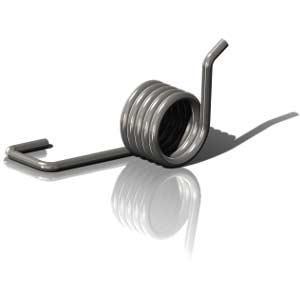 Les ressorts de traction sont, sans doute, les plus connus des ressorts.  Ils sont généralement utilisés pour maintenir un système en équilibre ou être soumis à une force.