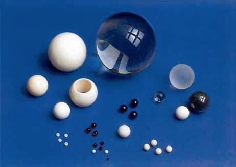 In accordance with DIN 5401 and A.F.B.M.A Application as valve balls for dosing pumps, calibration and measuring ball