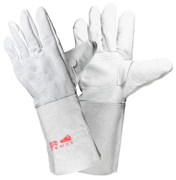 Construction Leather Glove