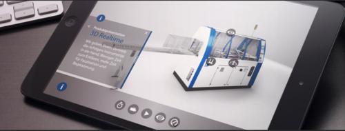 Produktbeispiel / Virtuelle 3D-Produkte