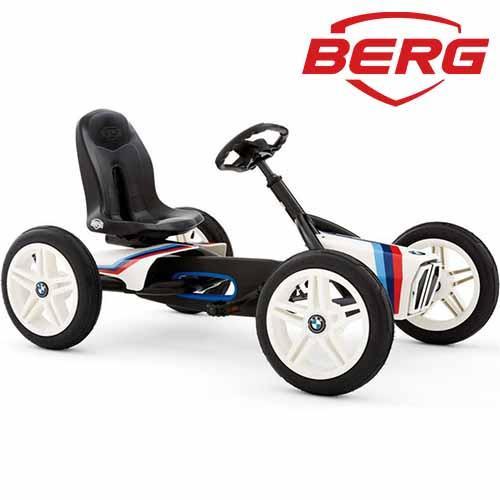 BERG Pedal Go-Kart BMW Street Racer