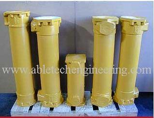 USED FOR HYDRAULIC OIL COOLING PURPOSE.