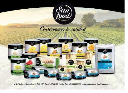 Conservas Sanfood
