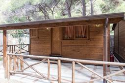 Case in legno per Villaggi e campeggi