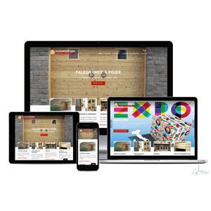 Promuovi la tua azienda con un nuovo sito web che presenti la tua attività nel mondo del web.