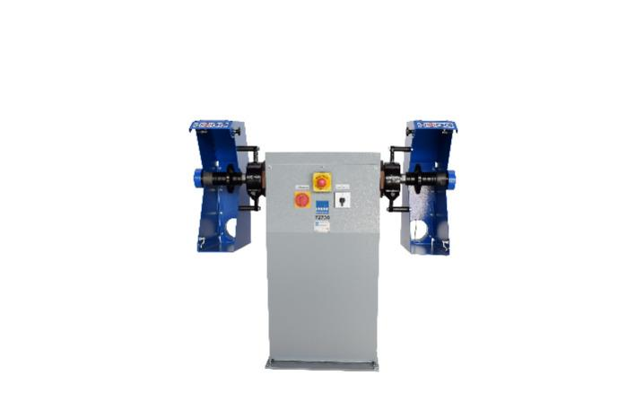 Doppelseitige Poliermaschine