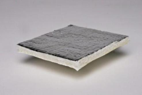 Insulation for buses, heavy trucks, machinery