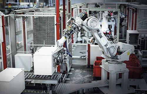Automatisierte Fertigung in Melle
