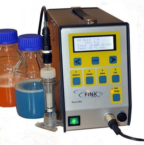 pH-Wert geregelte Dosierpumpe Ritmo R05